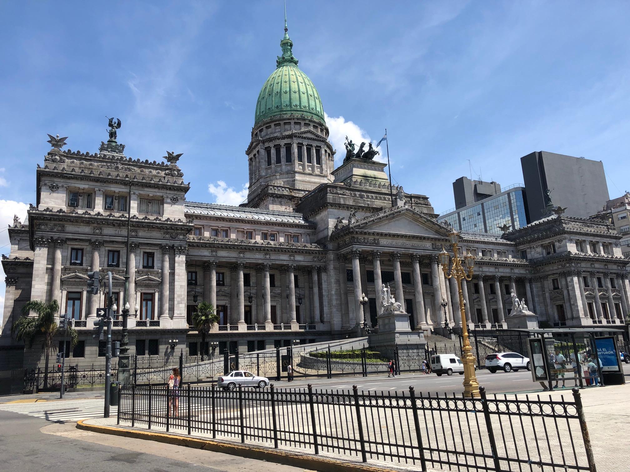Buenos Aires Blogbericht 2019