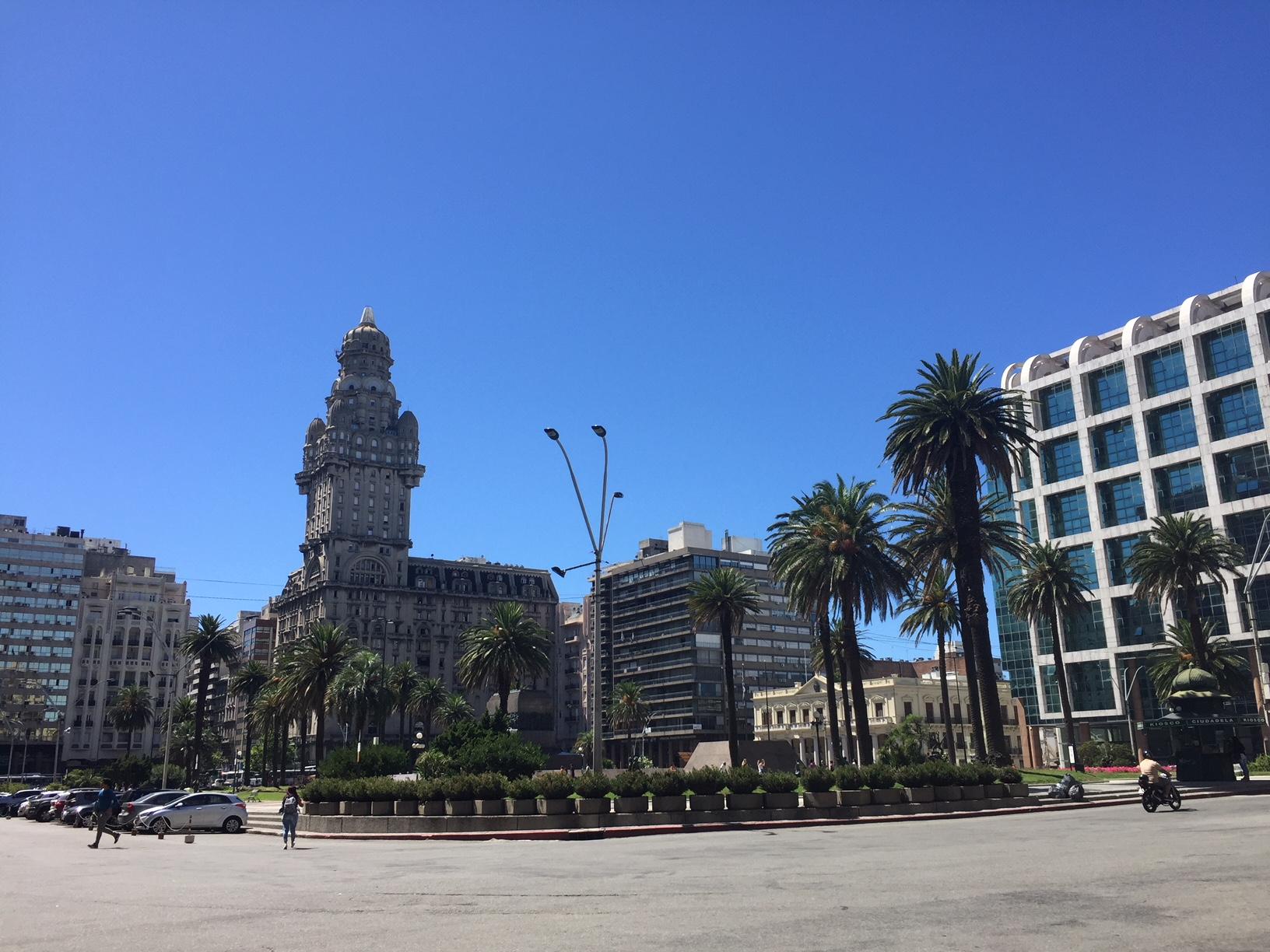 Kurzer Abstecher nach Montevideo 2019
