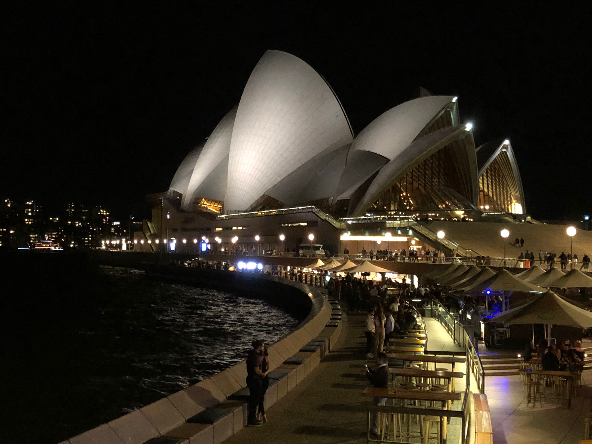 Fünf Tage in Sydney