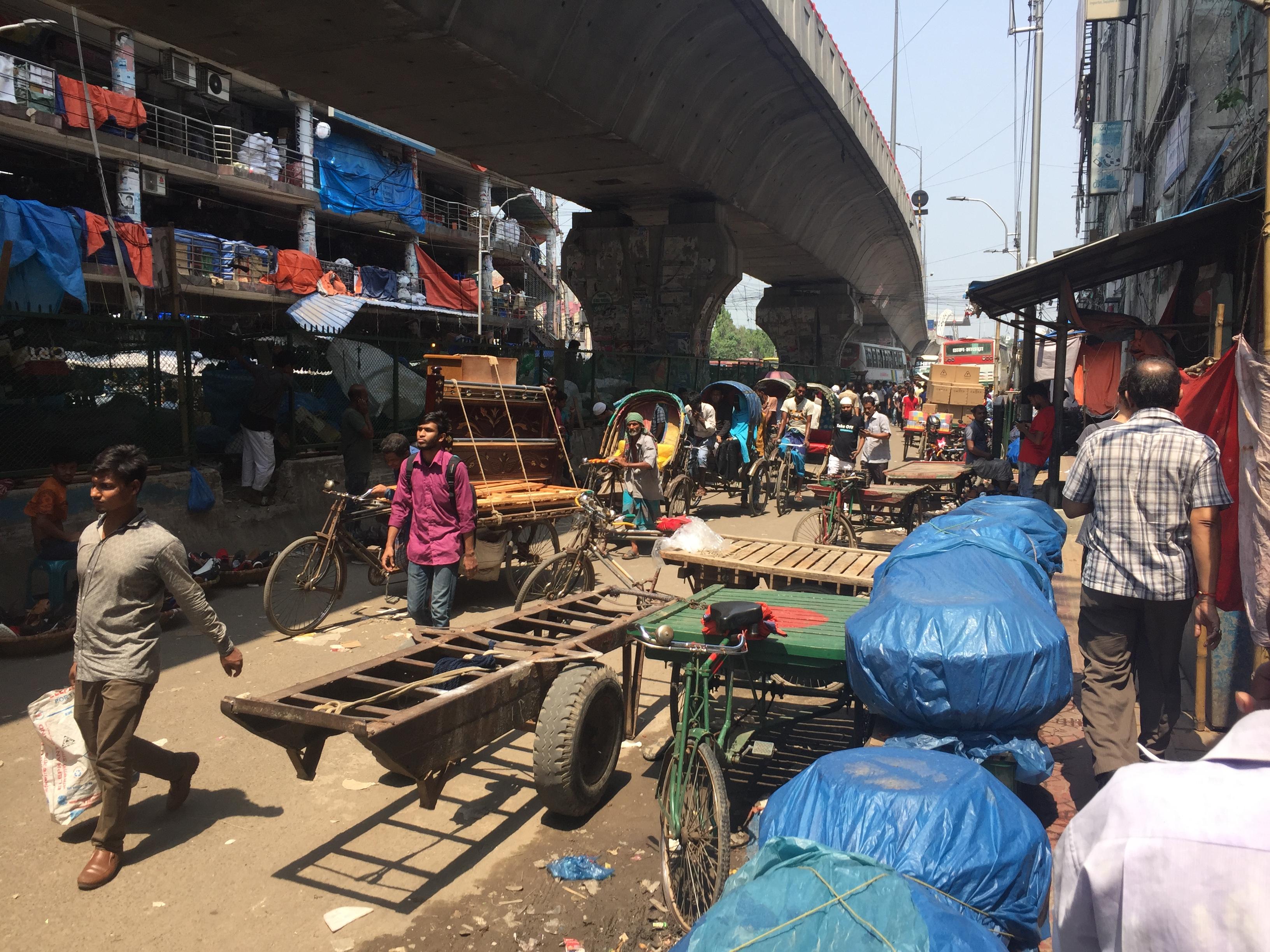 Dhaka: Reisebericht Bangladesch