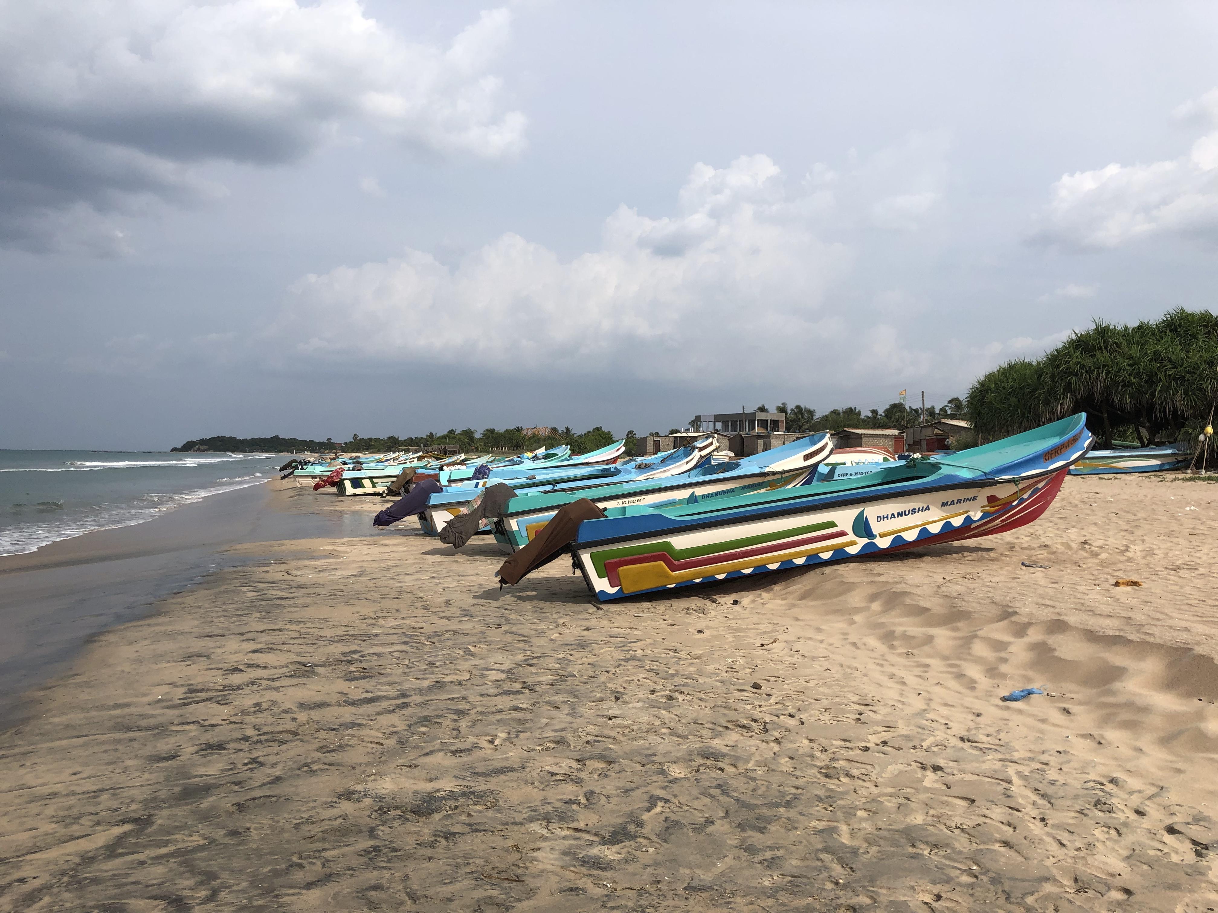 Trincomalee und Nilaveli